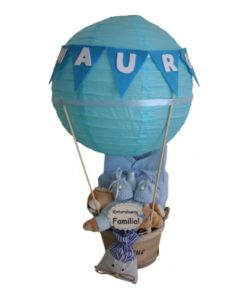 Balloon trousseau for birth