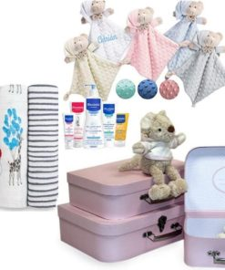 CREATE YOUR BABY HAMPER
